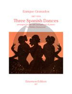3 Spanish Dances (No.3, 5 and 11 from 12 Spanish Dances