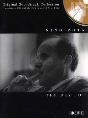 Best of Nino Rota Piano