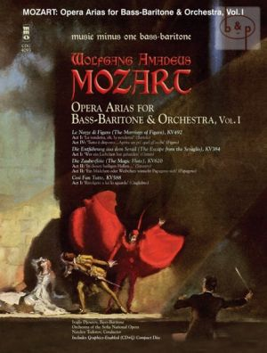 Opera Arias for Bass-Baritone & Orchestra Vol.1
