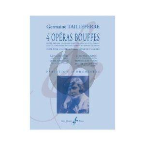 4 Operas Bouffes