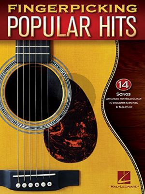 Fingerpicking Popular Hits