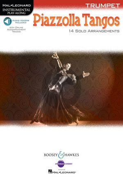 Piazzolla Tangos Violin