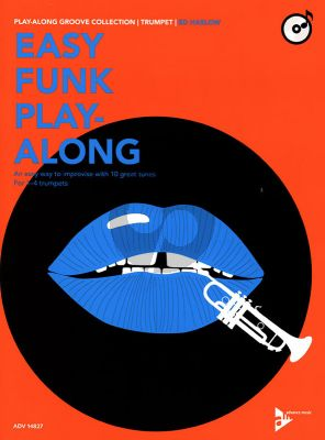 Easy Funk Play-Along Trumpet