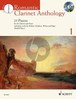 Romantic Clarinet Anthology