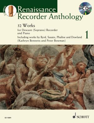 Renaissance Recorder Anthology Vol.1