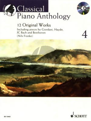 Classical Piano Anthology Vol.4