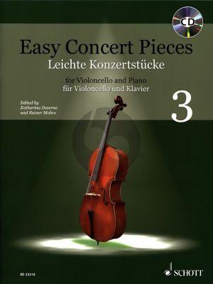 Easy Concert Pieces Vol.3