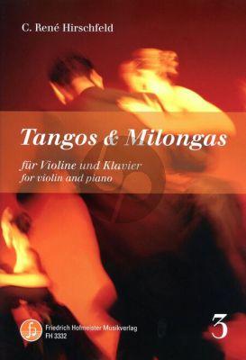 Tangos & Milongas Vol.3
