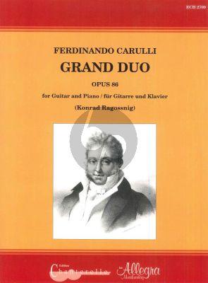 Grand Duo Op.86