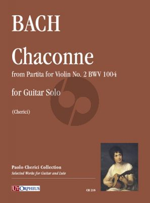 Chaconne from Partita No.2