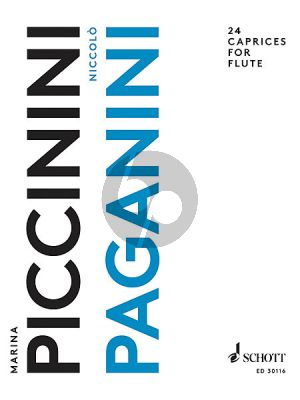 24 Caprices for Flute Op.1