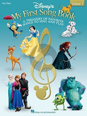 Disney's My First Songbook Vol.5