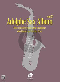 Adolphe Sax Vol.2