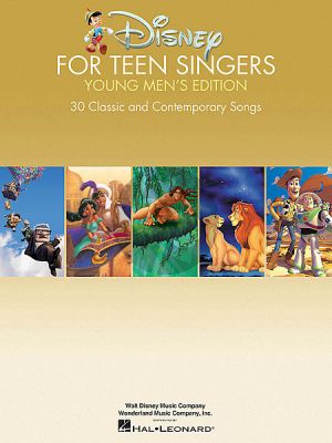 Disney for Teen Singers