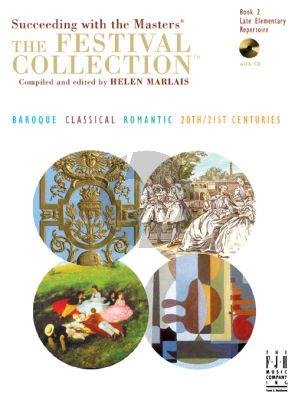 Marlais Festival Collection Vol.2 for Piano (Bk-Cd)