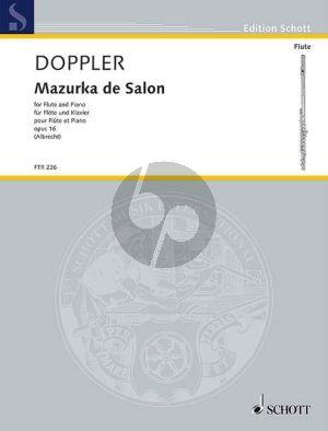 Mazurka de Salon Op.16