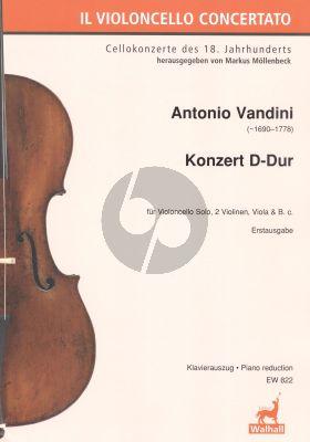 Concerto D-major