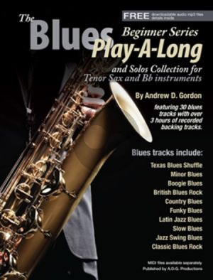 The Blues Play-Along and Solos
