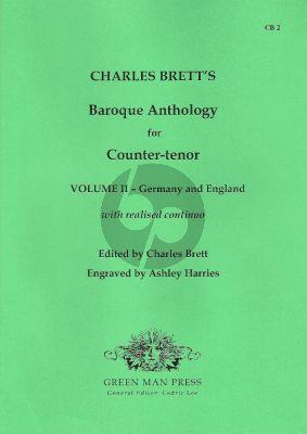 Charles Brett's Baroque Anthology