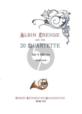 20 Quartette