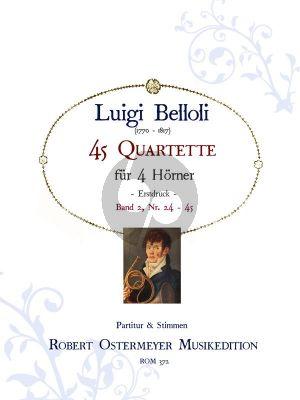 45 Quartette Vol.2