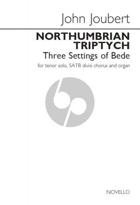 Northumbrian Triptych (3 Settings of Bede)