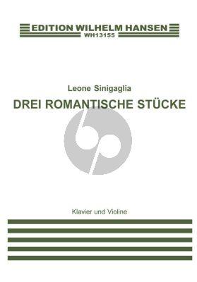 3 Romantic Pieces Op.13