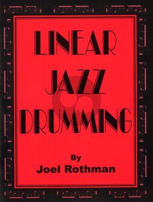 Linear Jazz Drumming