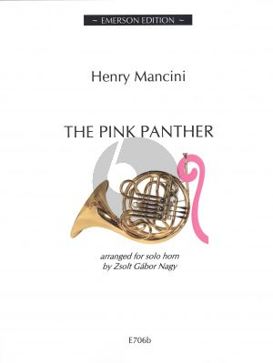 The Pink Panther Horn Solo