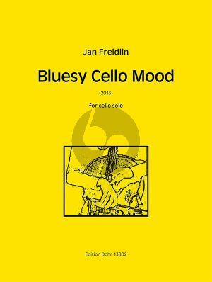 Bluesy Cello Mood Violoncello Solo