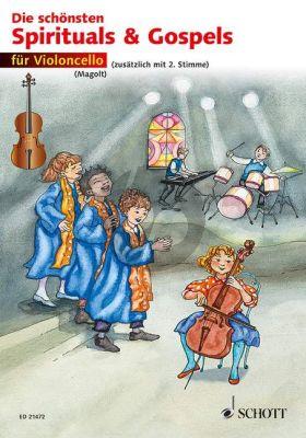 Die schönsten Spirituals & Gospels Violoncello