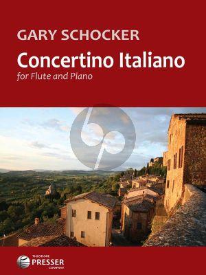 Concertino Italiano Flute-Piano