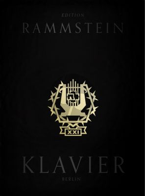 Rammstein Songbook Piano with Voice (Bk-Cd)