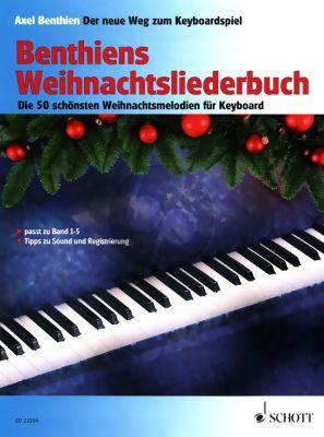Benthiens Weihnachtsliederbuch