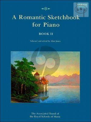 Romantic Sketchbook Vol.2