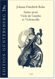 Ruhe Suites pour Viole de Gambe et Violoncello