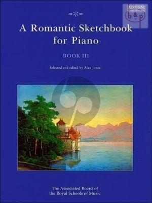 Romantic Sketchbook Vol.3