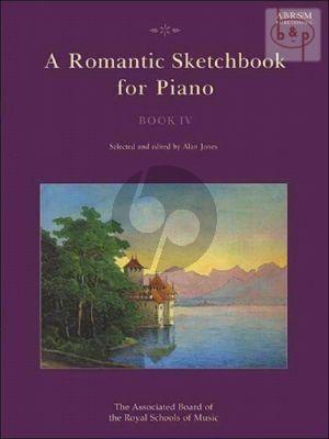 Romantic Sketchbook Vol.4