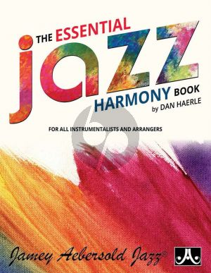 Haerle The Essential Jazz Harmony Book