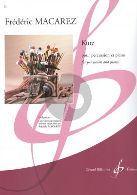 Macarez Kutz Percussion-Piano