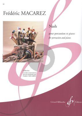 Macarez Nash Percussion-Piano
