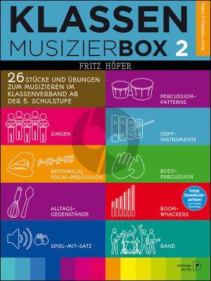 Hofer Klassenmusizierbox 2