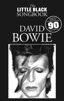 The Little Black Songbook: David Bowie (Lyrics and Chords)