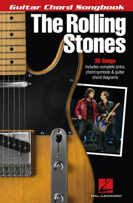 The Rolling Stones – Guitar Chord Songbook