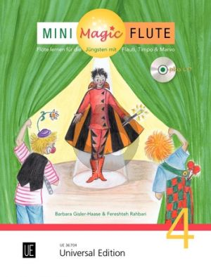 Mini Magic Flute Vol.4