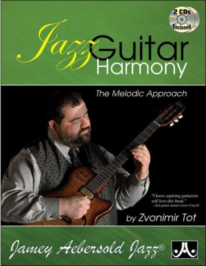 Tot azz Guitar Harmony (The melodic approach) (Book-2 CD's)