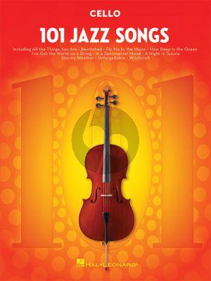 101 Jazz Songs for Cello