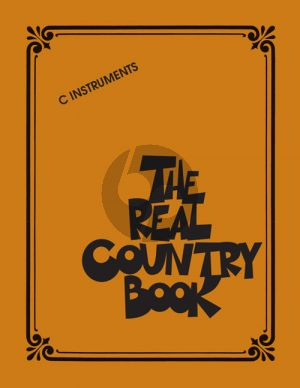 The Real Country Book (C Instruments)