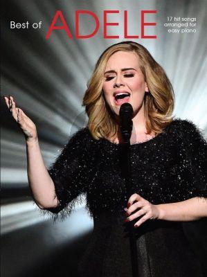 Best of Adele Easy Piano