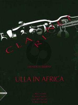Wiberny Ulla in Africa 4 Clarinets